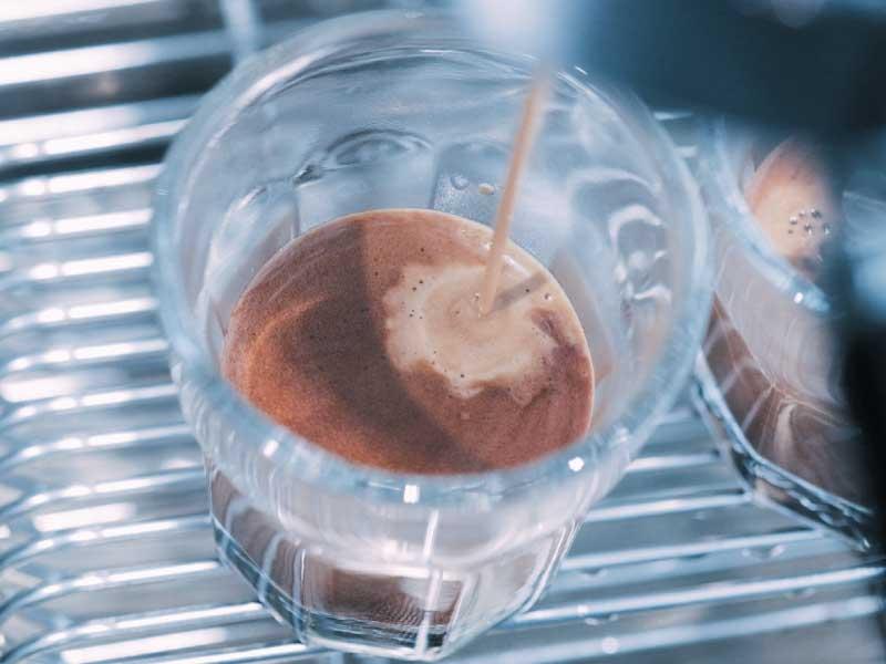 Espresso Basics: Blonding & Überextraktion