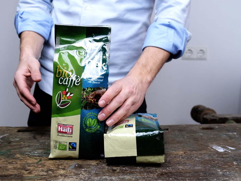 Haiti Biocaffe DEK - Entkoffeinierter Kaffee aus Rom