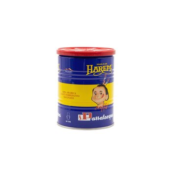 Passalacqua Harem ground 250g Tin