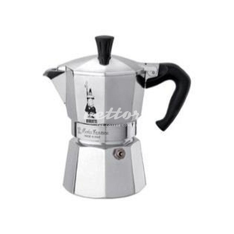 bialetti moka express 1 tasse kaffee erleben. Black Bedroom Furniture Sets. Home Design Ideas