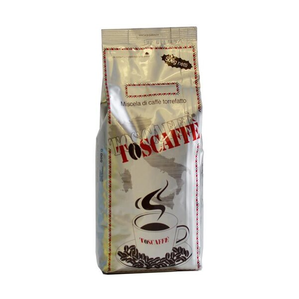 Toscaffe Argento Silver Beans 500g