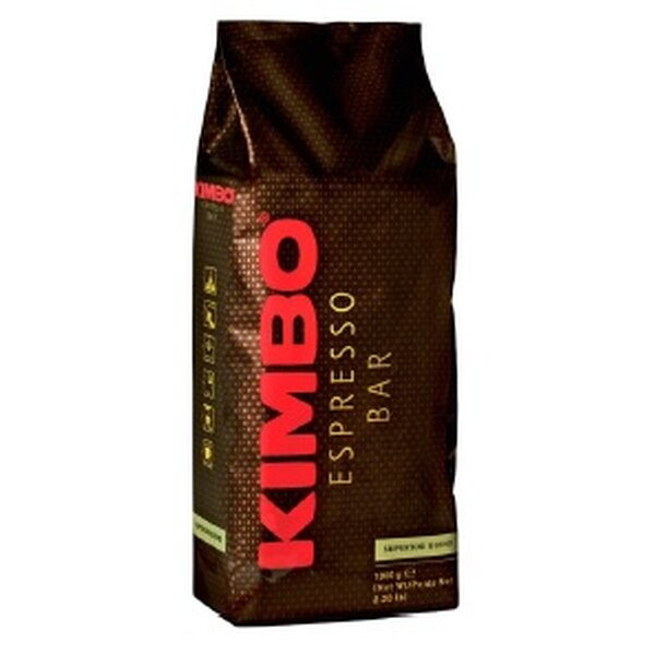 Kimbo Superior Blend Espresso Bar Kaffee Bohnen 1 kg
