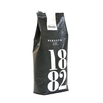 Saccaria Caffe Selezione Robusto Beans 1000g