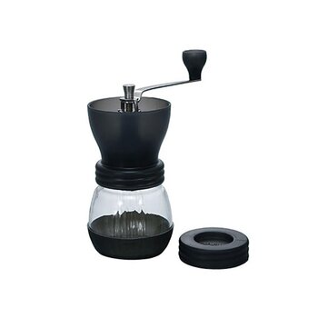 Aktion Set Hario Kaffeemühle Skerton Plus & 250 g...